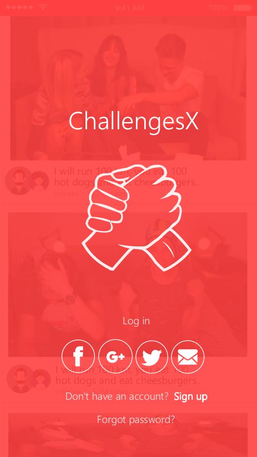 ChallengesX